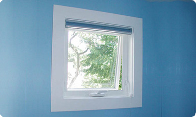 Harvey Vinyl Awning Window